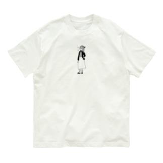ふーん な 女の子 Organic Cotton T-shirts