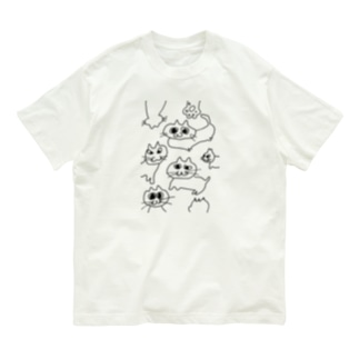 nekoneko! Organic Cotton T-shirts