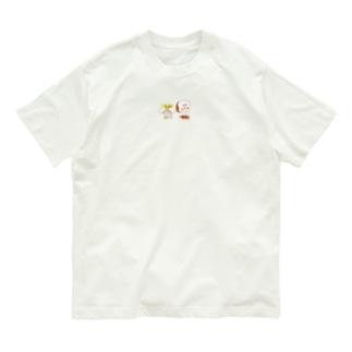 ぷんぷん Organic Cotton T-shirts