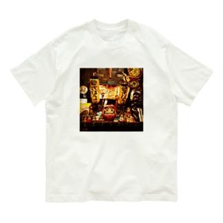 神保町 さぼうる Organic Cotton T-shirts