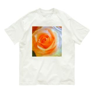 ろーずぴんく Organic Cotton T-shirts