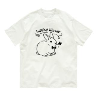 Lucky clover Organic Cotton T-Shirt