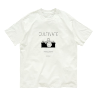 CULTIVATE PHOTO Organic Cotton T-shirts