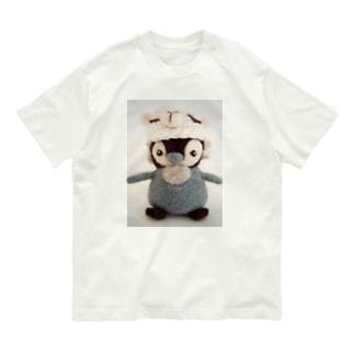 ペンギンくん Organic Cotton T-shirts