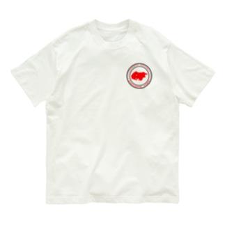 YOKOHAMA KANAZAWA FANTASTIC TOWN(白) Organic Cotton T-shirts