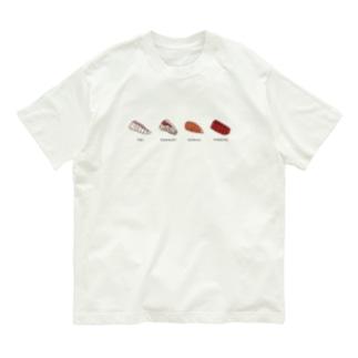 刺身 Organic Cotton T-shirts
