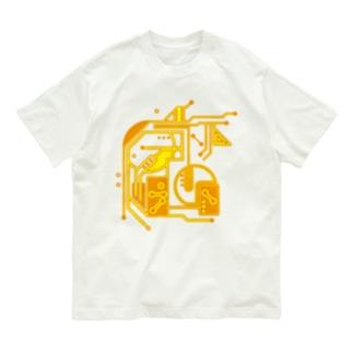 何かの機械の中身 Organic Cotton T-shirts