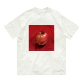 赤の林檎 Organic Cotton T-shirts