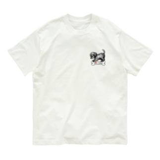 あそんで!(もちなおみ) Organic Cotton T-shirts