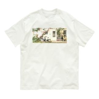 rest time Organic Cotton T-shirts
