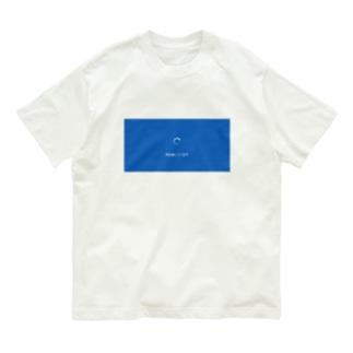 再起動しています Organic Cotton T-shirts