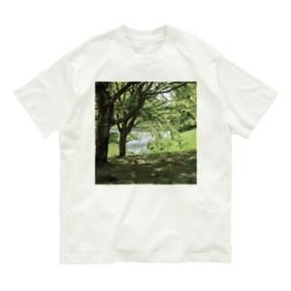 癒しの風景(樹木) Organic Cotton T-shirts
