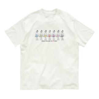 【黒文字】ドラジョー2021SUMMERコレクション Organic Cotton T-shirts