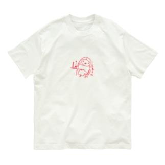 ぴょんてく Organic Cotton T-shirts