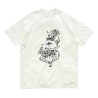 カヌレ夫人 Organic Cotton T-shirts