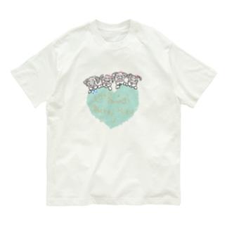 テスト中 Organic Cotton T-shirts
