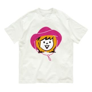 帽子 Organic Cotton T-shirts