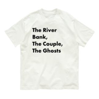 映画『土手と夫婦と幽霊』 Organic Cotton T-shirts
