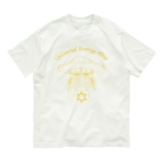 宇宙六芒星 Organic Cotton T-shirts
