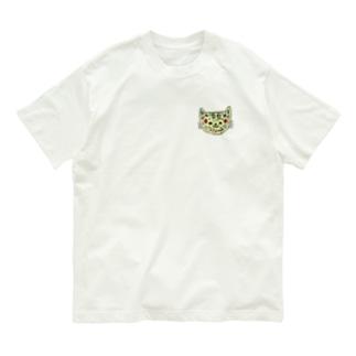 北欧メキシカンネコ Organic Cotton T-shirts