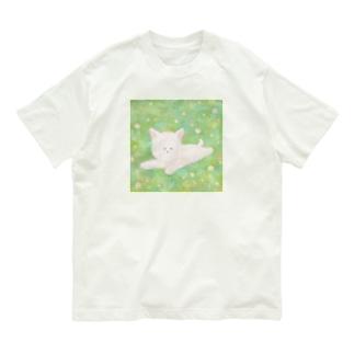 「はるにつつまれて」 Organic Cotton T-shirts