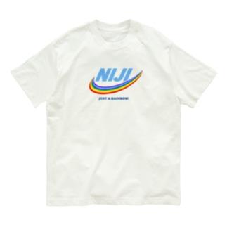 NIJI [パロディ] Organic Cotton T-shirts