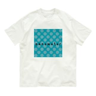 nanometerのnanometer『水玉』オーガニックコットンTシャツ Organic Cotton T-shirts