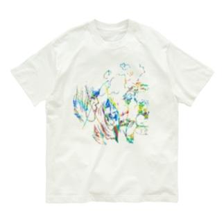 児ポー Organic Cotton T-shirts