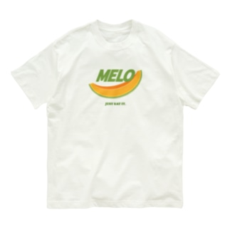 MELO [パロディ] Organic Cotton T-shirts