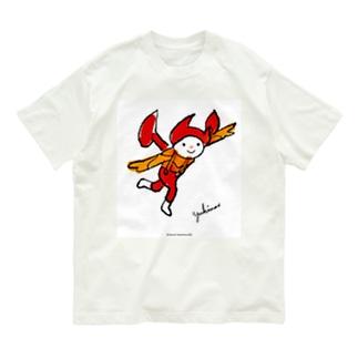 ワンダーランドの住人たち Organic Cotton T-shirts
