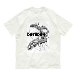 DOTEDON2021sep Organic Cotton T-shirts