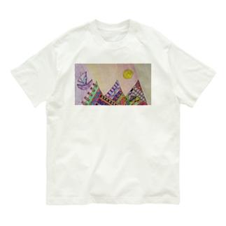 はこぶね Organic Cotton T-Shirt