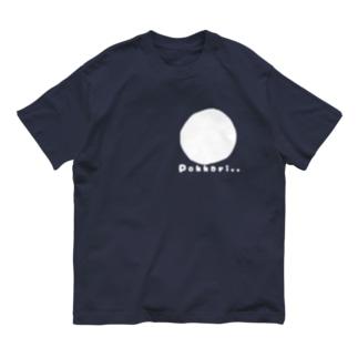 こころのあな Organic Cotton T-shirts