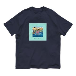 The Scenery of Marsaxlokk Organic Cotton T-shirts