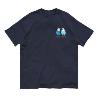 ポコそらこじんまり濃色T Organic Cotton T-shirts