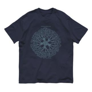 テヅルモヅルlightcolor Organic Cotton T-shirts