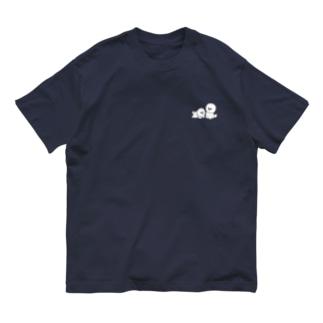 ビションフリーゼ エリーとヤスカ Organic Cotton T-shirts