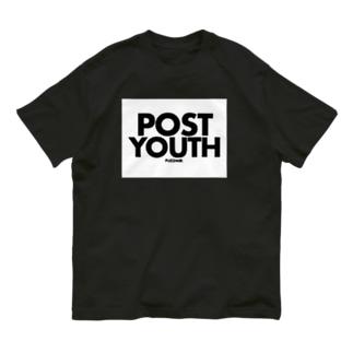 POST YOUTH 青春期の後 Organic Cotton T-shirts