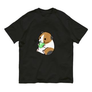 もるもっと Organic Cotton T-Shirt
