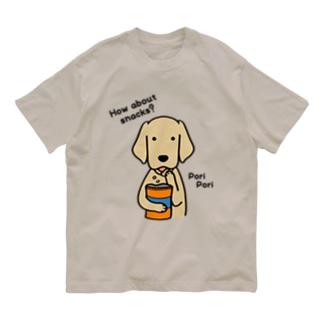 poripori 2 Organic Cotton T-Shirt