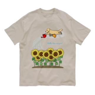 ひまわり Organic Cotton T-Shirt