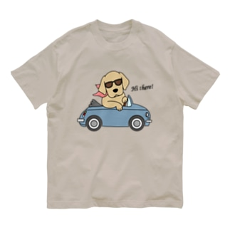 カブリオレ Organic Cotton T-shirts