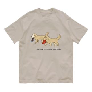 師匠と弟子3 Organic Cotton T-shirts