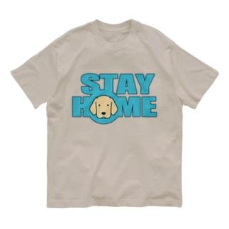 ステイホーム Organic Cotton T-shirts