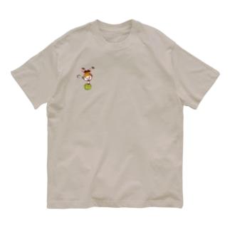 なつゆる「キラキラ」 Organic Cotton T-shirts