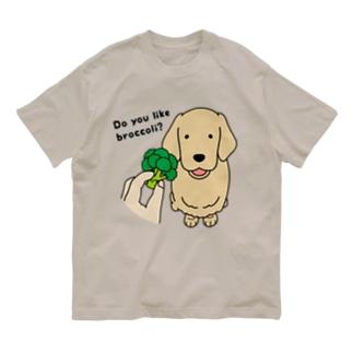 ブロッコリー Organic Cotton T-shirts