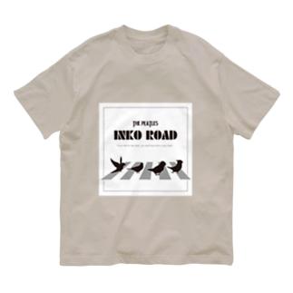 インコ ロード Organic Cotton T-shirts