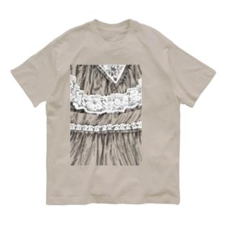 魂の窓(明るい色へ) Organic Cotton T-shirts
