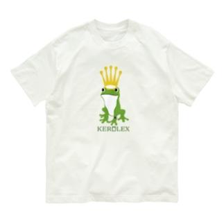 ケロレックス君 Organic Cotton T-shirts