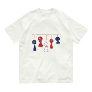 【日本レトロ#11】てるてる坊主 Organic Cotton T-shirts